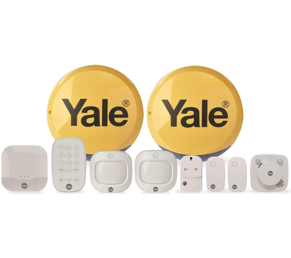 YALE Sync IA-340 Smart Home Alarm Full Control Kit