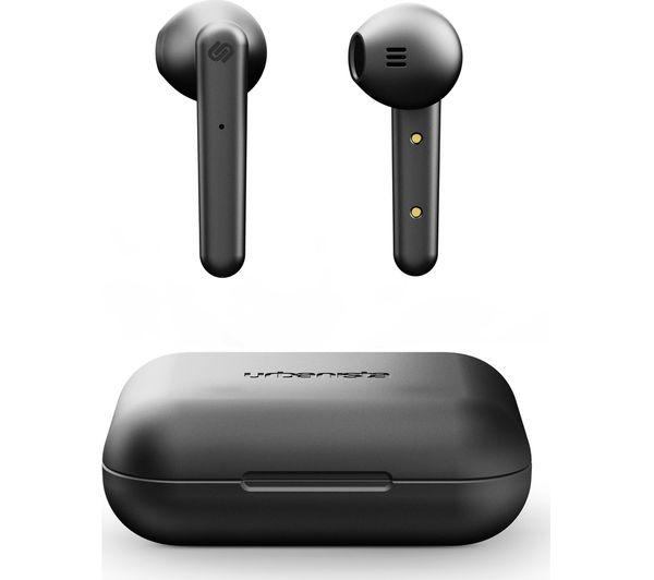 Image of URBANISTA Stockholm Wireless Bluetooth Earphones - Titanium