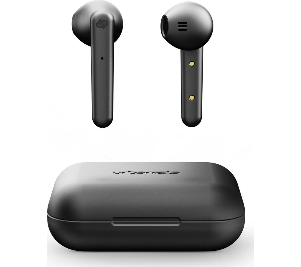 URBANISTA Stockholm Wireless Bluetooth Earphones - Titanium