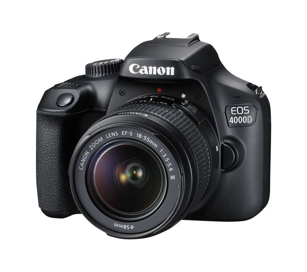 Click to view product details and reviews for Canon Eos 4000d Dslr Camera With Ef S 18 55 Mm F 35 56 Dc Iii Lens.
