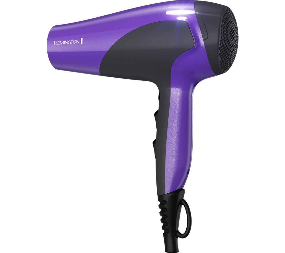 Image of D3190 Hair Dryer - Purple, Purple