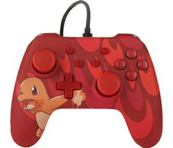 Nintendo Switch Wired Controller - Charmander