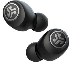 GO Air Wireless Bluetooth Earphones - Black