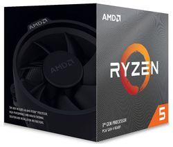 Image of AMD Ryzen 5 3600XT Processor