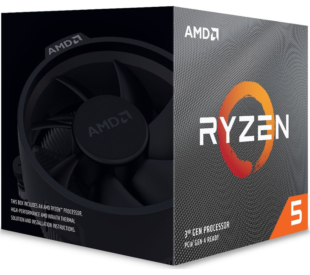 AMD Ryzen 5 3600XT Processor