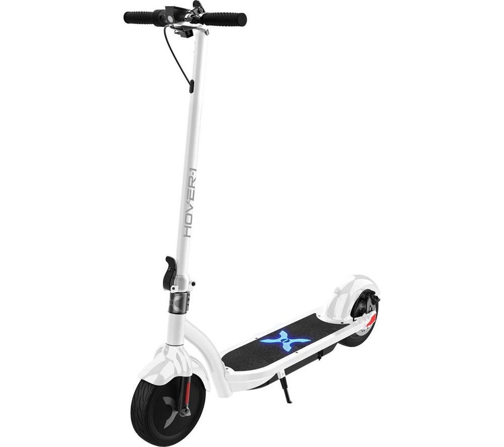HOVER-1 Alpha Electric Folding Scooter - Pearl White