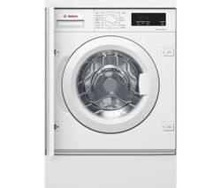 Serie 6 WIW28301GB Integrated 8 kg 1400 Spin Washing Machine