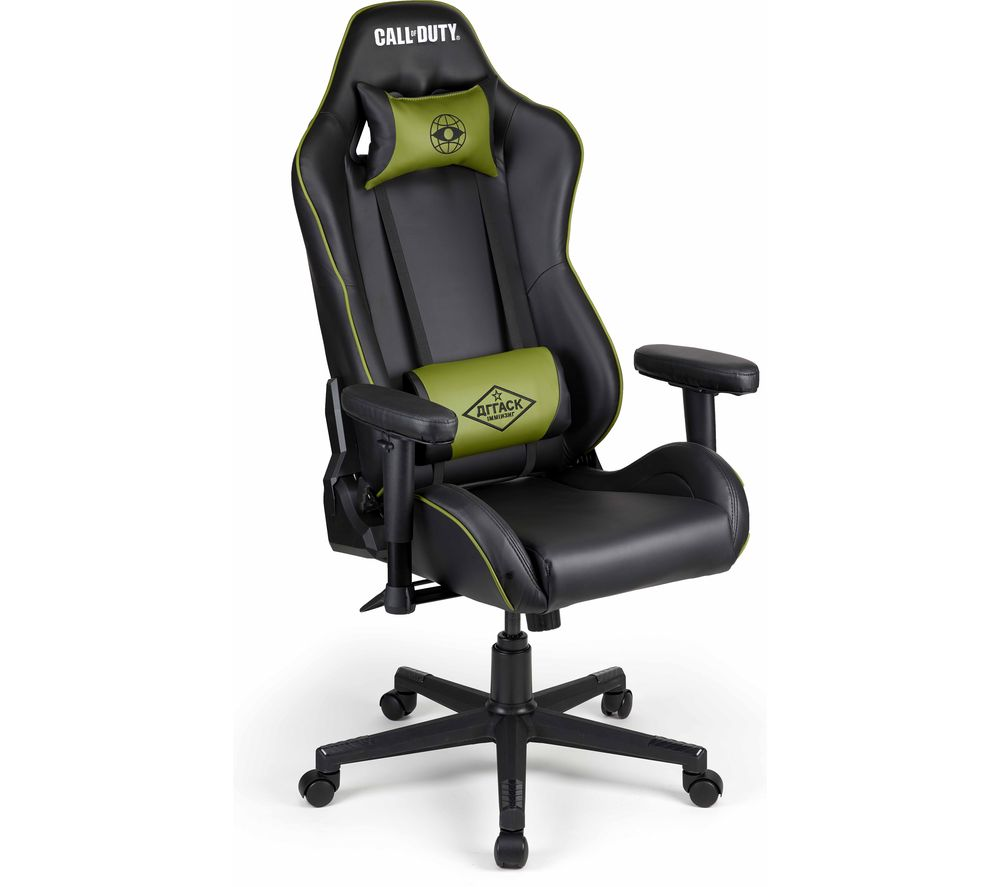 ADX Call of Duty: Black Ops Cold War Gaming Chair - Black & Green