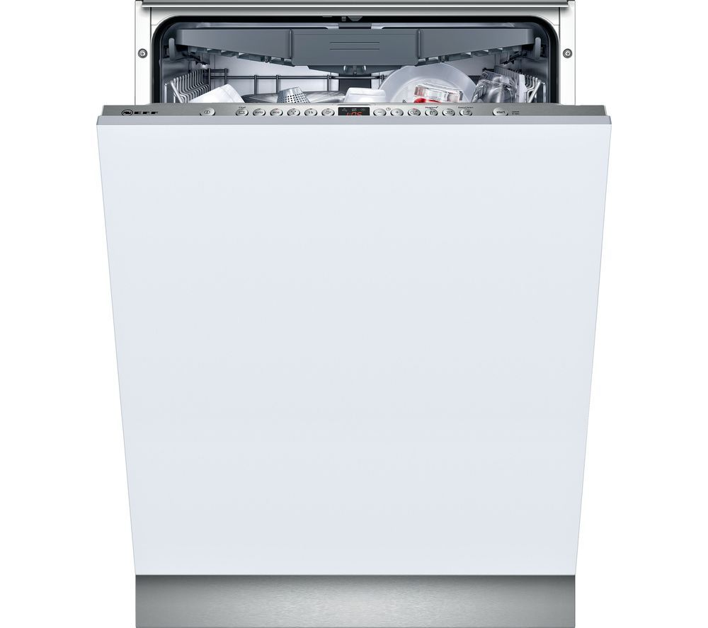 NEFF N50 S723N60X1G Full-size Fully Integrated Dishwasher