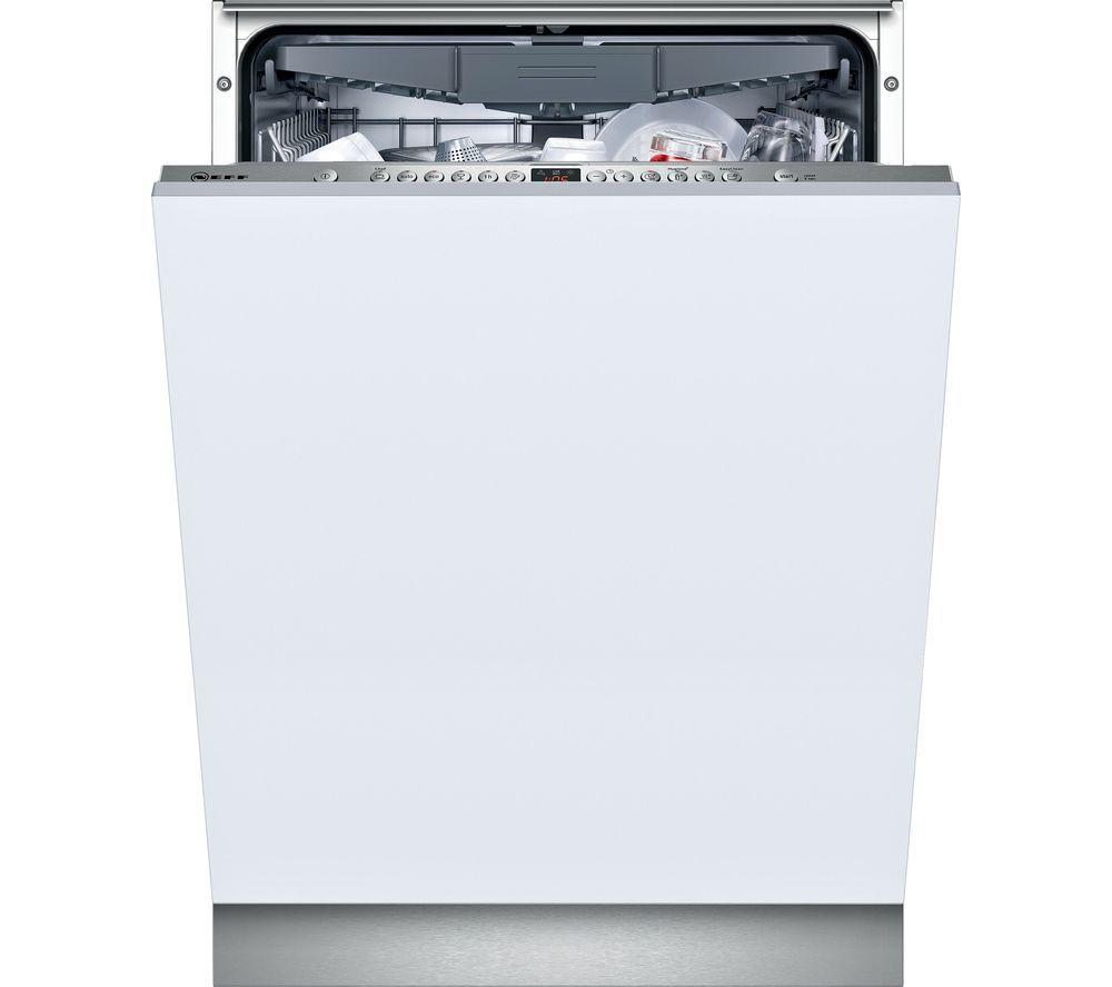 NEFF N50 S723N60X1G Full-size Fully Integrated Dishwasher