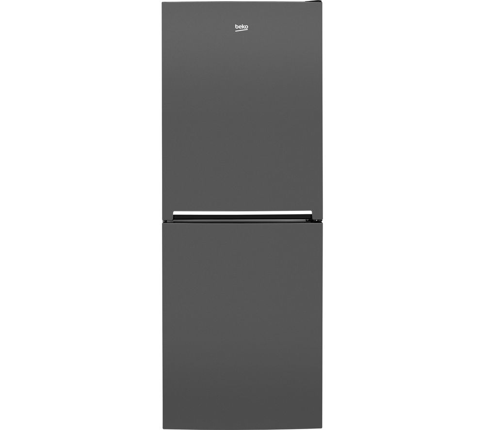 BEKO CXFG3790G 50/50 Fridge Freezer - Graphite, Graphite