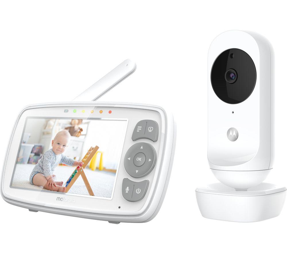 MOTOROLA EASE34 Video Baby Monitor