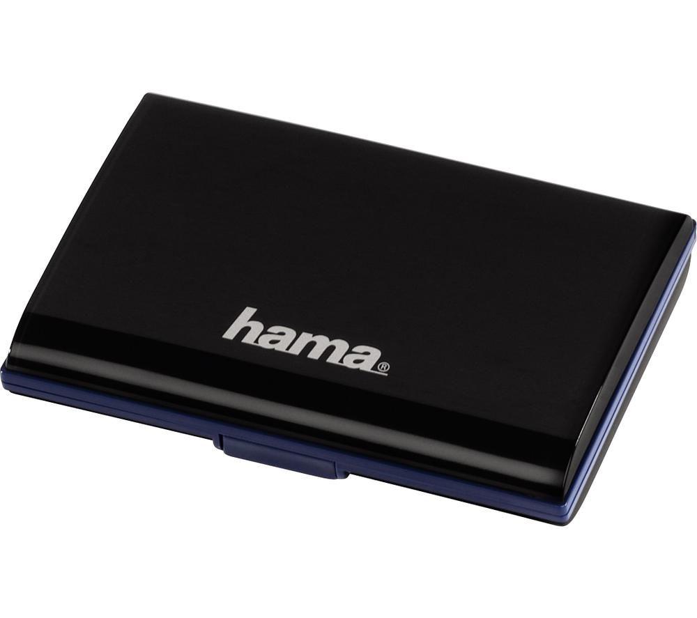 HAMA Fancy Memory Card Case - Black