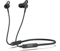HE15 Wireless Bluetooth Sports Earphones - Black