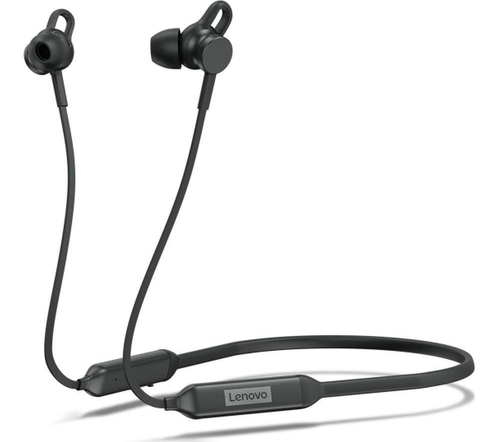 LENOVO HE15 Wireless Bluetooth Sports Earphones - Black
