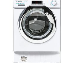 CBW 48D2XCE Integrated 8 kg 1400 Spin Washing Machine