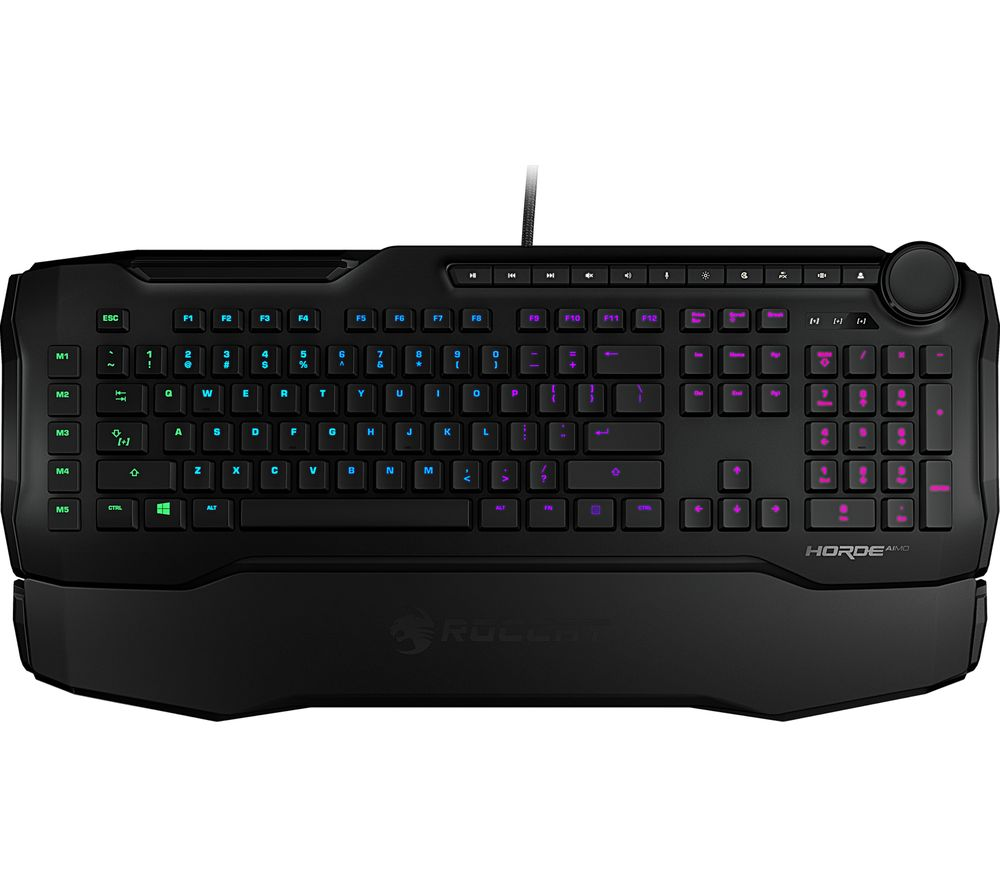 ROCCAT Horde Aimo Membranical Gaming Keyboard