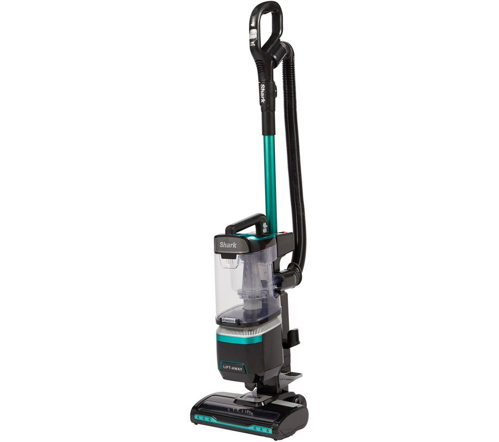 SHARK Lift-Away with TruePet NV612UKT Upright Bagless Vacuum Cleaner - Purple, Turquoise