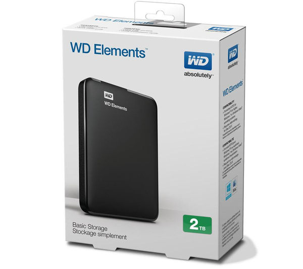Image result for wd elements 2tb