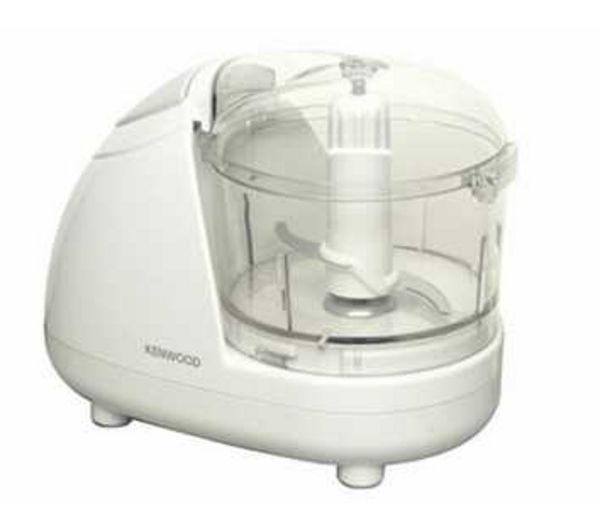 KENWOOD CH180 Mini Chopper - White, White