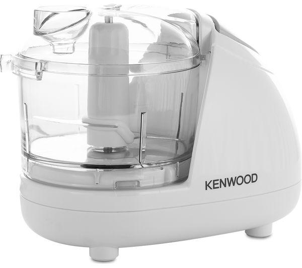 KENWOOD CH180 Mini Chopper - White