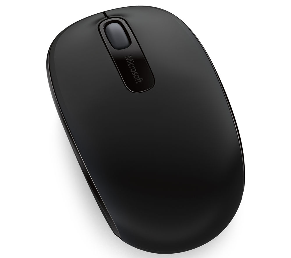 MICROSOFT Wireless Mobile Mouse 1850 – Black