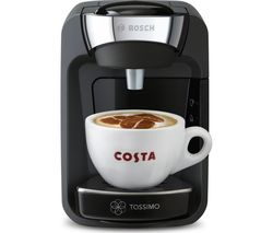 TASSIMO by Bosch Suny TAS3202GB Coffee Machine - Black