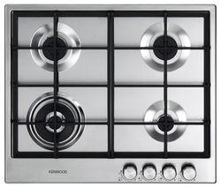 KENWOOD KHG603SS Gas Hob - Stainless Steel