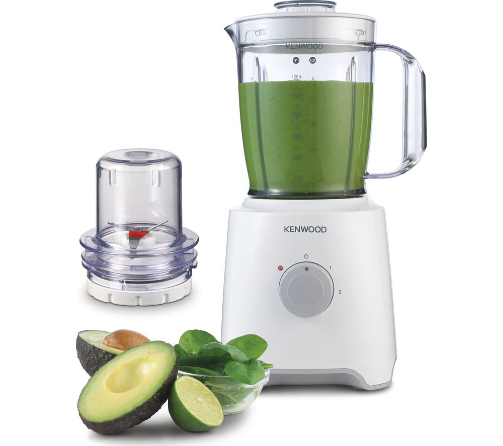 KENWOOD BLP302WH Blender - White, White