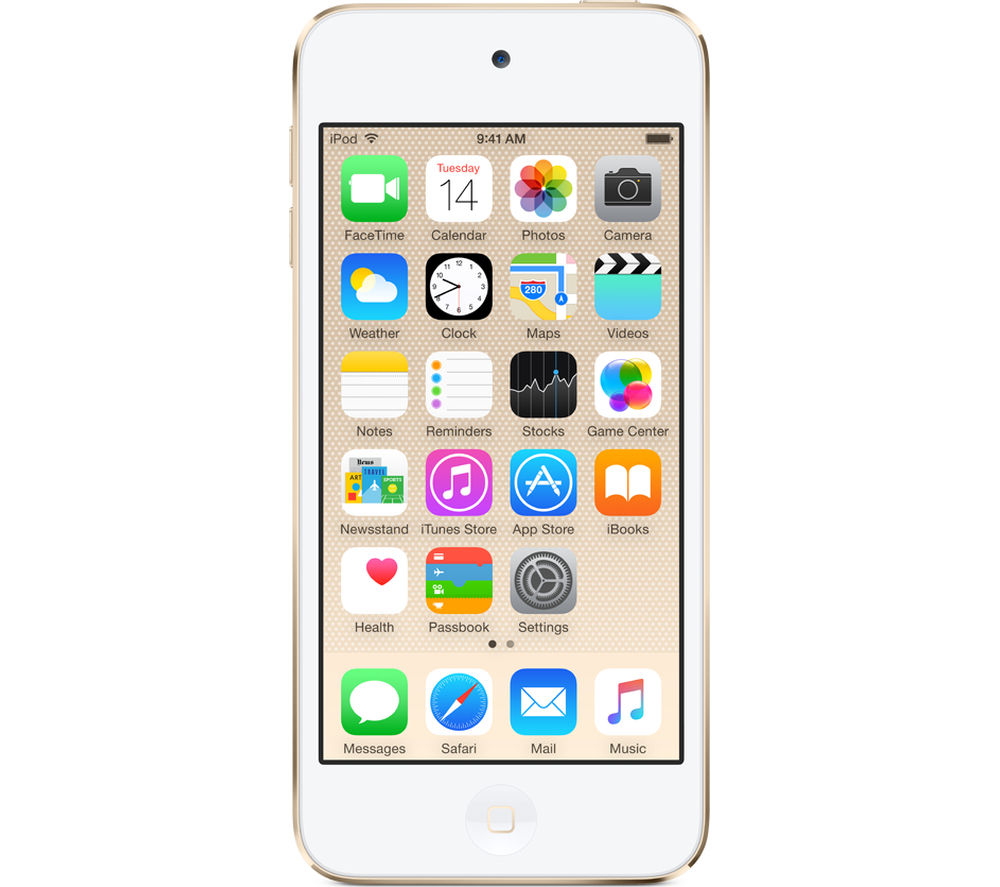 APPLE iPod touch - 32 GB, 6th Generation, Gold
