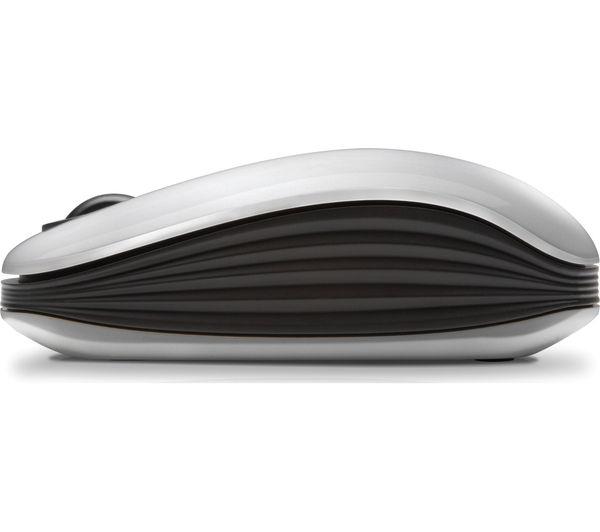 d1faefa6cb9 N4G84AA#ABB - HP Z3200 Wireless Optical Mouse - Silver - Currys PC ...