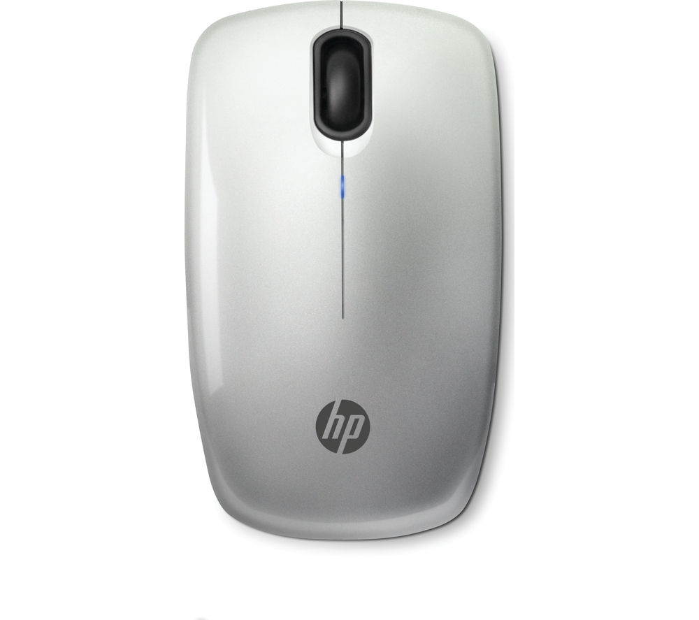 HP Z3200 Wireless Optical Mouse - Silver