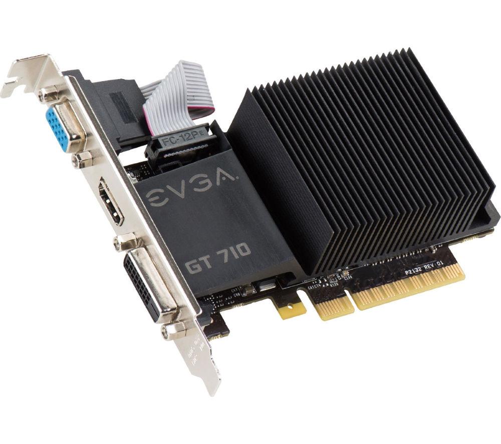 EVGA GeForce GT 710 Graphics Card
