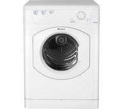 Aquarius TVHM80CP Vented Tumble Dryer - White