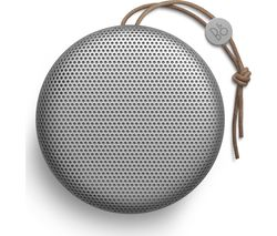 BANG & OLUFSEN A1 Portable Bluetooth Speaker - Silver