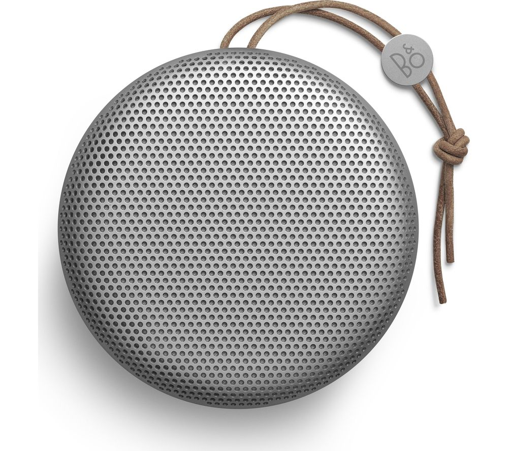 B&O B&O Beoplay A1 Portable Bluetooth Speaker - Silver, Silver