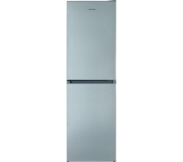 dff470ss daewoo dff470ss 50 50 fridge freezer silver currys pc rh pcworldbusiness co uk Who Makes Daewoo Refrigerators Daewoo 21 Cu FT Refrigerator