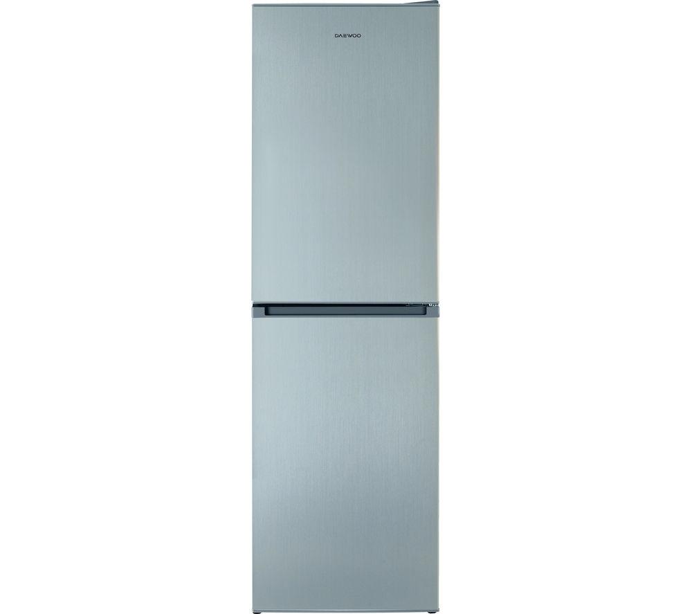 DAEWOO DFF470SS 50/50 Fridge Freezer - Silver
