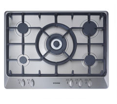 STOVES SGH700C Gas Hob - Stainless Steel
