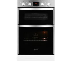 Aria DDD5340CIX Electric Double Oven - Stainless Steel