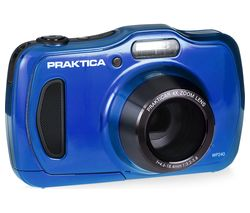 Luxmedia WP240-BL Compact Camera - Blue