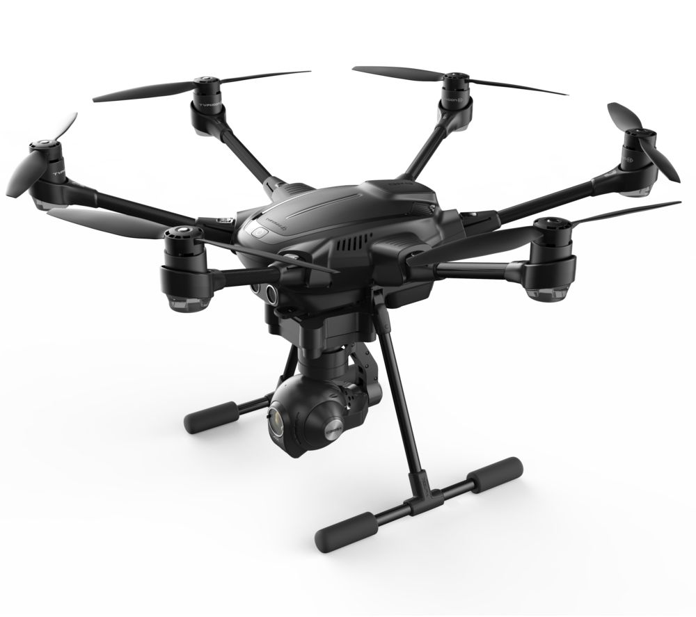 YUNEEC Typhoon H Pro RTF Drone with Controller - Black