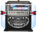 RICATECH RR700 Tabletop Jukebox - Black