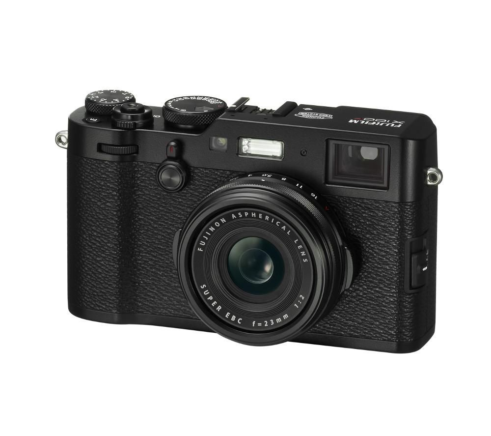 Click to view product details and reviews for Fujifilm X100f High Performance Compact Camera Black Black.