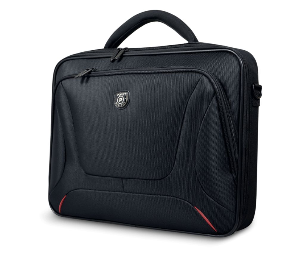 "PORT DESIGNS Courchevel 17.3"" Laptop Case - Black"