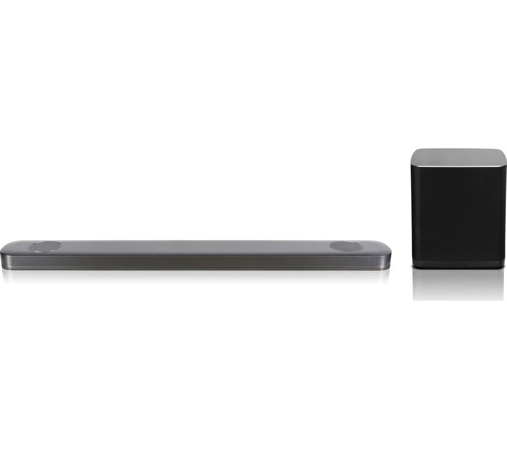 LG SJ9 5.1.2 Wireless Sound Bar - with Dolby Atmos