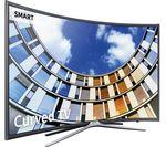 "SAMSUNG UE55M6300AK 55"" Smart Curved LED TV"