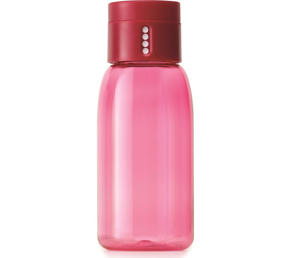 Compare prices for Joseph JOSEPH Dot Hydration Tracking 400 ml Water Bottle