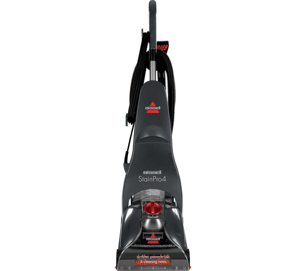 BISSELL StainPro 4 Upright Carpet Cleaner - Titanium, Titanium