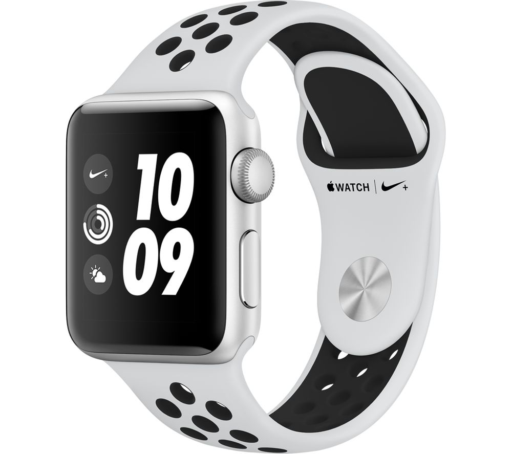 APPLE Watch Nike Series 3 38 mm Silver cheapest retail price